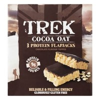 Protein Flapjack Cocoa Oat 3-pack