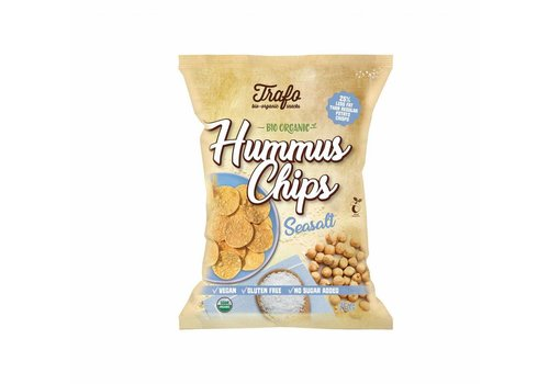 Trafo Hummus Chips Seasalt Biologisch