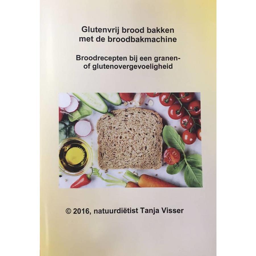 Glutenvrij brood bakken met de broodbakmachine brochure