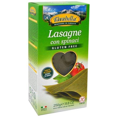 Farabella Lasagne met Spinazie