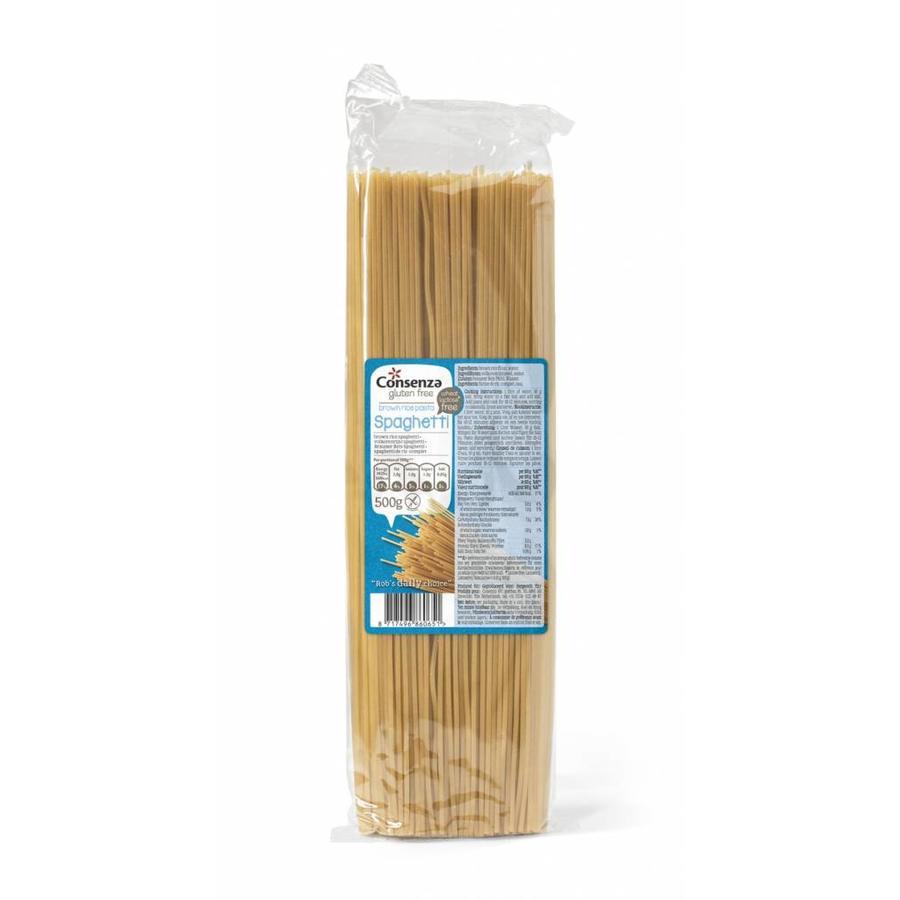 Volkoren Rijst Spaghetti