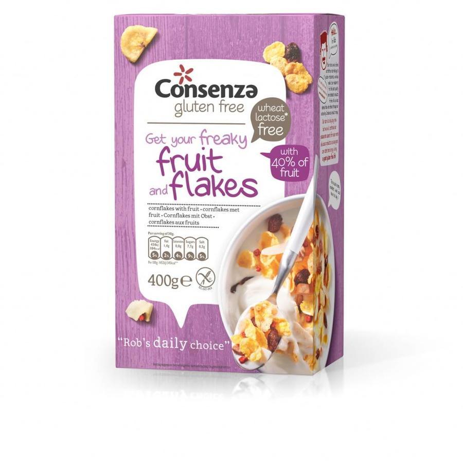 Cornflakes met Fruit