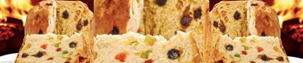 Recept: glutenvrije panettone