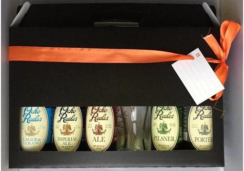 Ocho Reales Glutenvrij Bierpakket