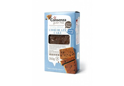 Consenza Roomboter Chocolade Cake (THT 5-1-2020)