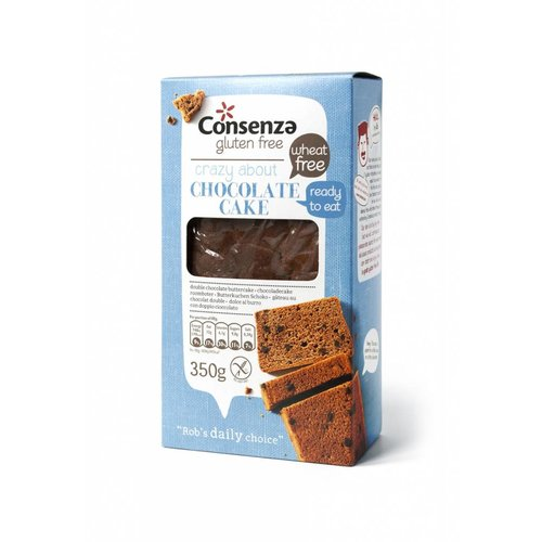 Consenza Roomboter Chocolade Cake