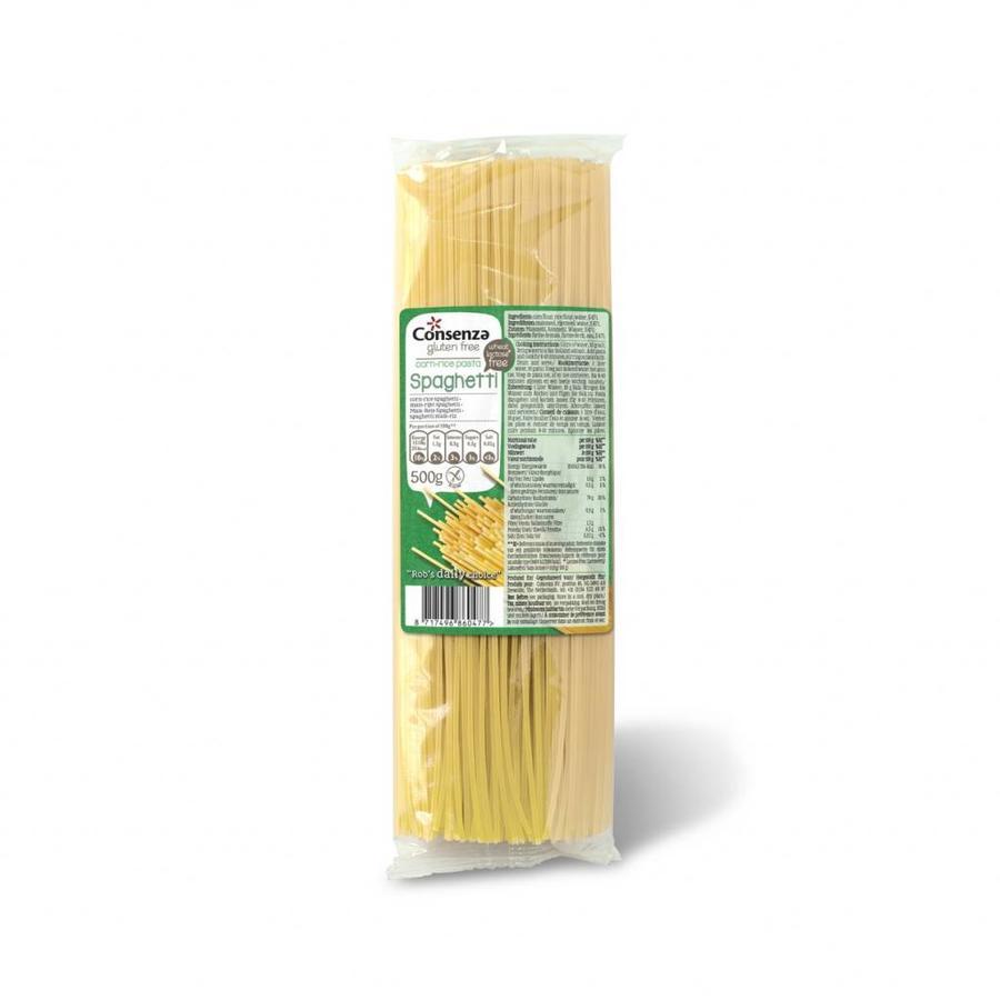 Maïs & Rijst Spaghetti