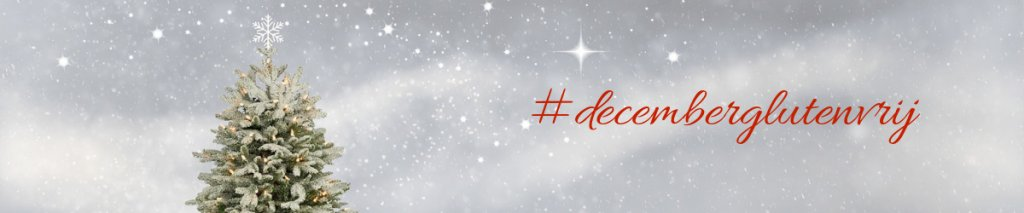 Inspiratie voor de feestdagen met #decemberglutenvrij 2018!