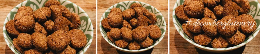 Recept: glutenvrije en vegan kruidnoten #decemberglutenvrij
