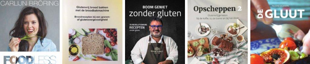 De 5 beste glutenvrije kookboeken om kookinspiratie op te doen!