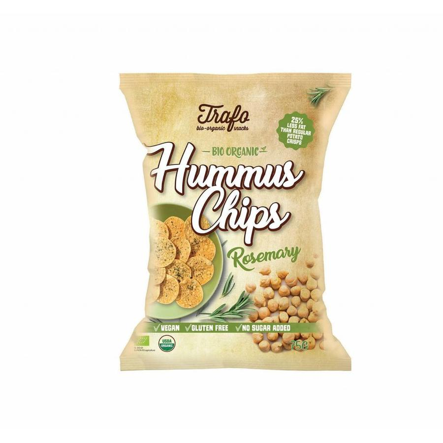 Hummus Chips Rozemarijn Biologisch