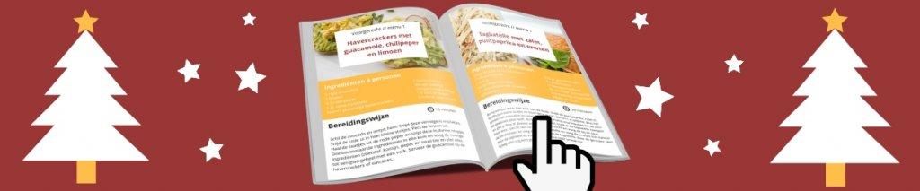 3 x glutenvrij kerstmenu: gratis e-book voor onvergetelijke kerstdagen