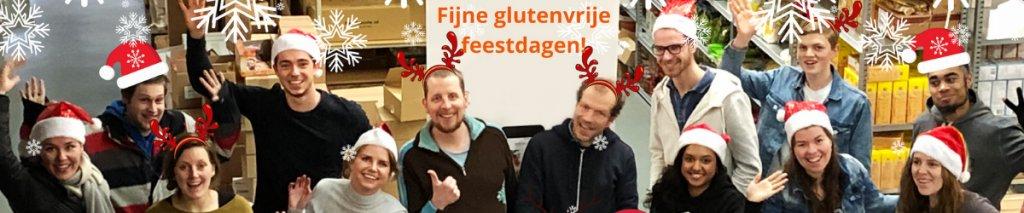 Hele mooie glutenvrije feestdagen gewenst namens het team van Glutenvrijemarkt.com!