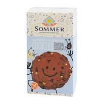 Choco Chip Cookies Biologisch (6 stuks)