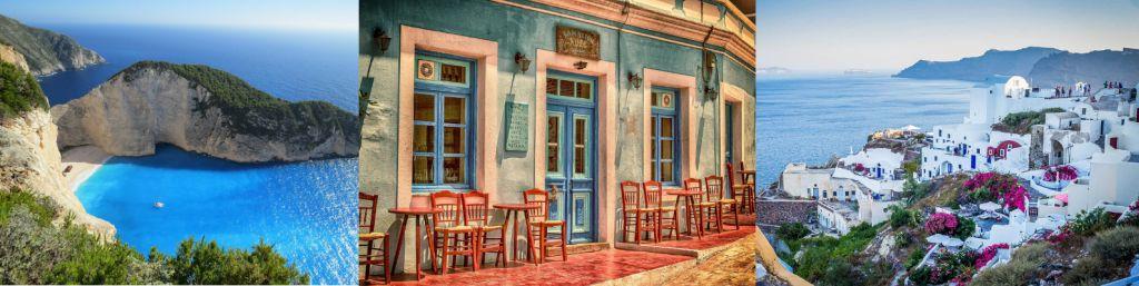 Glutenvrij op vakantie in Griekenland