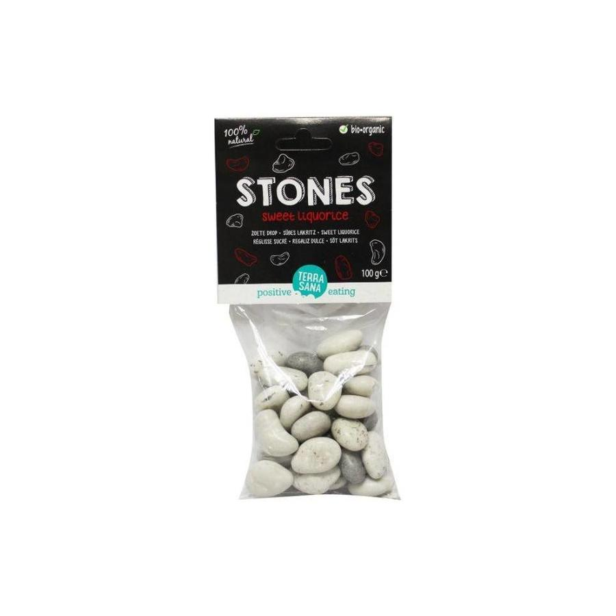 Zoete Drop Stones Biologisch