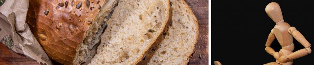 Buikpijn na eten brood? Het kan coeliakie zijn!