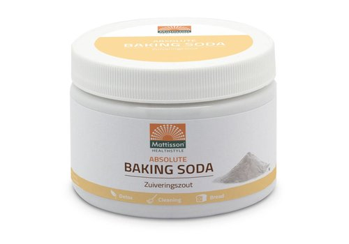 Mattison Absolute Baking Soda