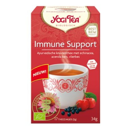 Yogi Tea Immune Support Biologisch