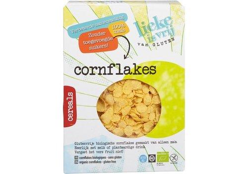 Lieke is vrij Cornflakes Biologisch