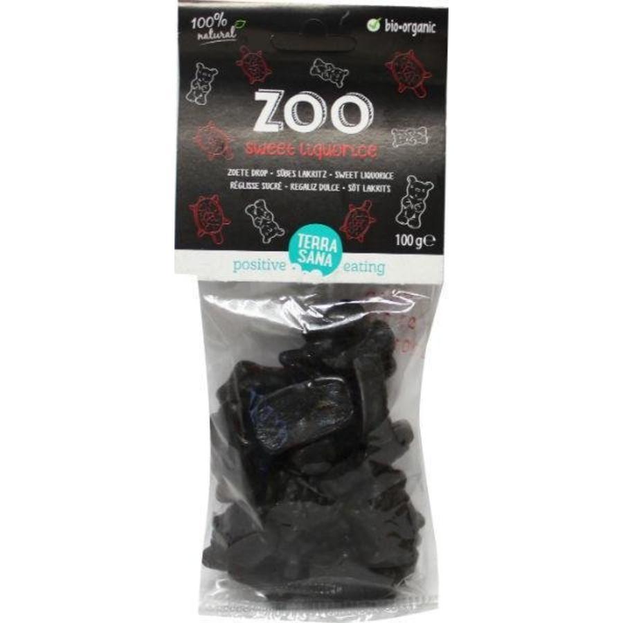 Terrasana Zoete Drop Zoo Biologisch