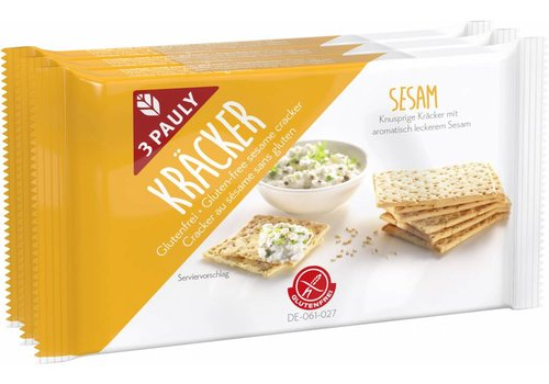 3Pauly Sesam Cracker 3-pack (THT 17-8-2019)