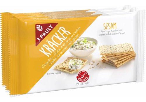 3Pauly Sesam Cracker 3-pack (THT 21-03-20)