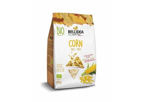 Bellidea Corn Snack Biologisch (THT 21-11-2020)