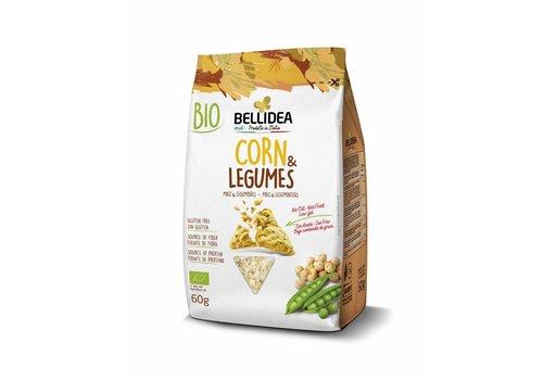 Bellidea Corn & Legumes snack