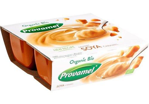 Provamel Soya Dessert Caramel 4-Pack Biologisch