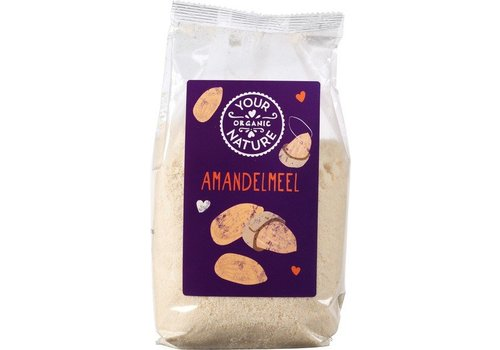 Your Organic Nature Amandelmeel Biologisch 400g