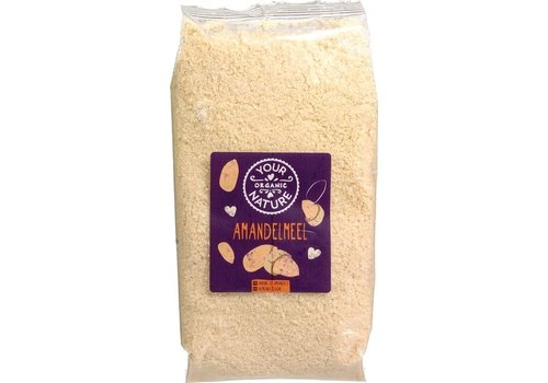 Your Organic Nature Amandelmeel Biologisch 200g