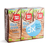Lima Rice Drink Choco Calcium 3-Pack Biologisch