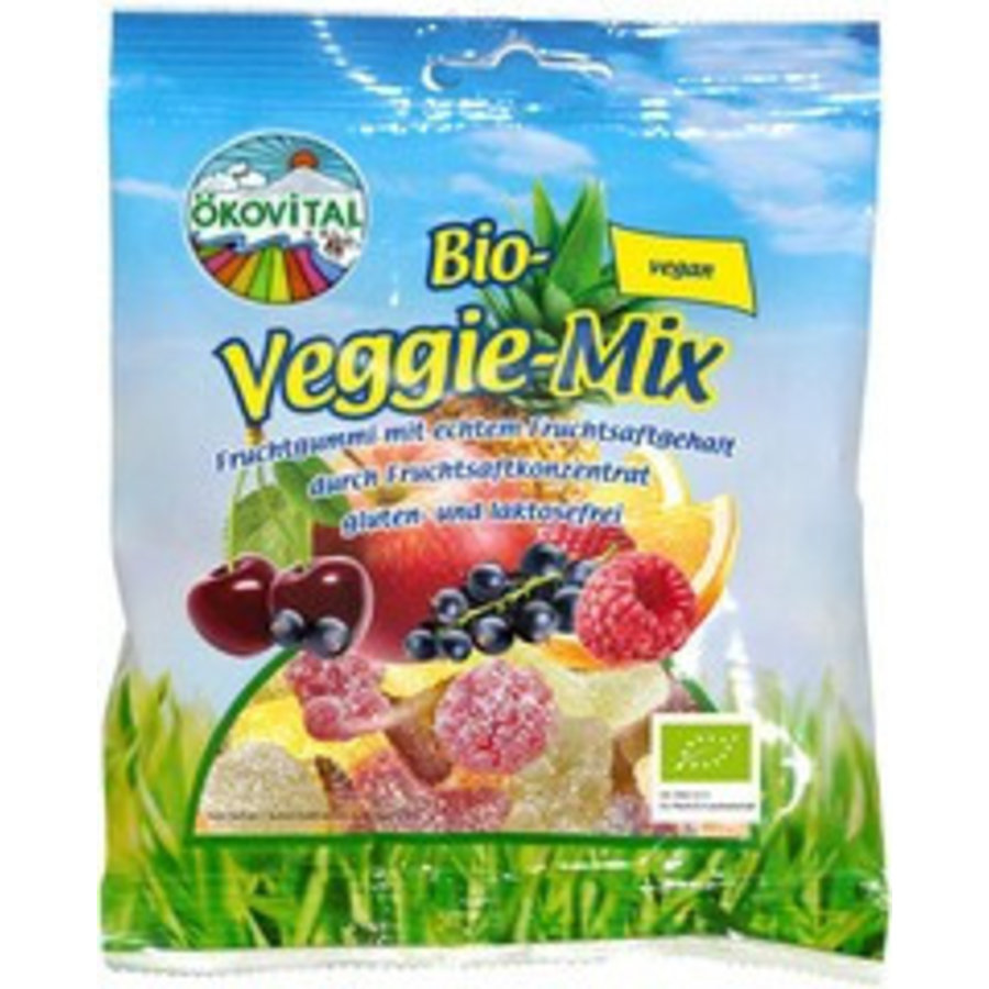 Veggie Mix Biologisch