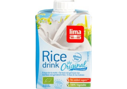 Lima Rice Drink Original Biologisch