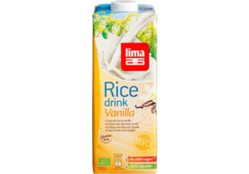 Lima Rice Drink Biologisch Vanilla