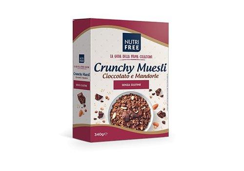 Nutrifree Crunchy Muesli Choco Amandel