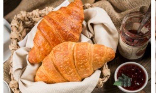 Recept: glutenvrije croissants