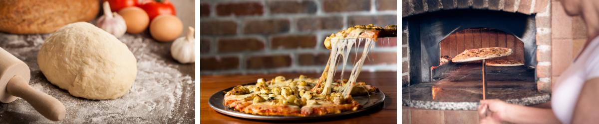 Glutenvrij pizzadeeg maken