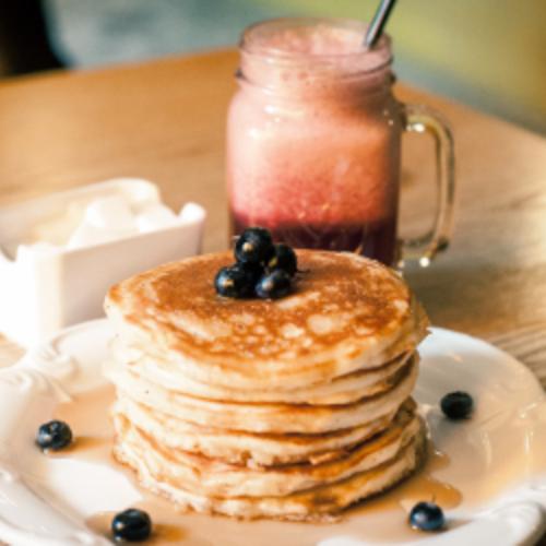 Recept: glutenvrije vegan American pancakes