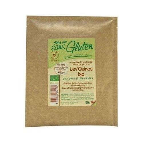 Ma Vie Sans Gluten Quinoa Desem Biologisch