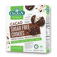 Sugar Free Cookies Cacao