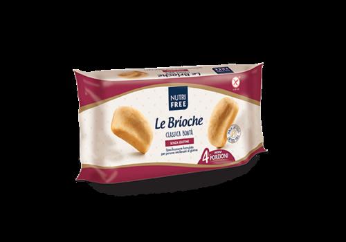 Nutrifree Le Brioche Classica (Zoete broodjes)