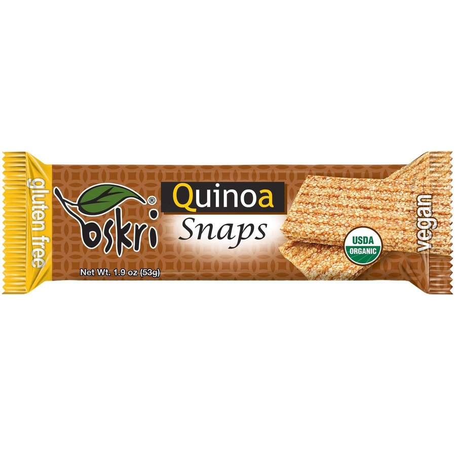 Quinoa Snaps Biologisch