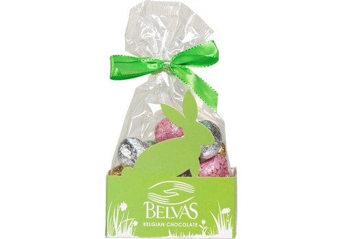 Belvas Filled Easter Eggs Biologisch