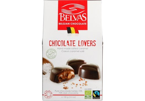 Belvas Chocolate Lovers Biologisch
