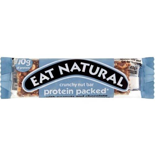 Eat Natural Proteïne Packed Pinda En Chocolade Reep