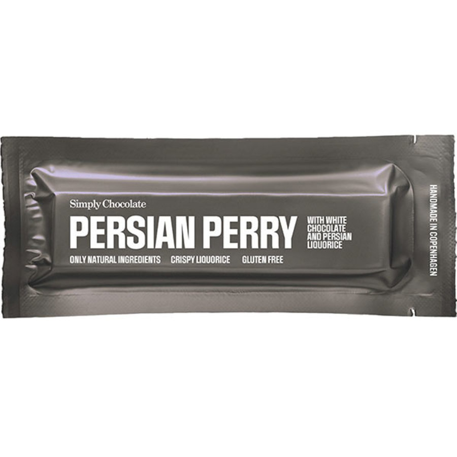 Persian Perry Drop Witte Chocolade