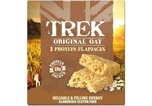 Trek Proteine Flapjack Original Oat 3-pack