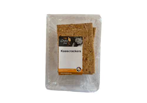 I am glutenfree Kaascrackers
